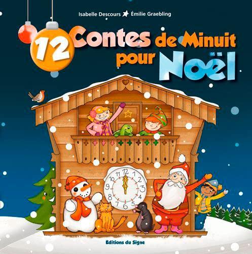 9782746833272: 12 contes de minuit pour Noël