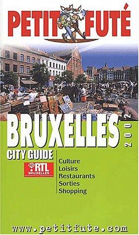 9782746904774: Petit Futé Bruxelles. : Edition 2002