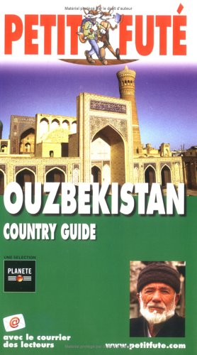 9782746909922: Petit Futé Ouzbekistan