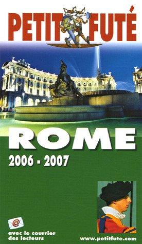 9782746912458: Petit Futé Rome