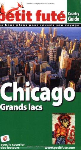 9782746912823: Petit Futé Chicago Grands lacs