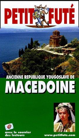 9782746912830: Petit Futé Macédoine