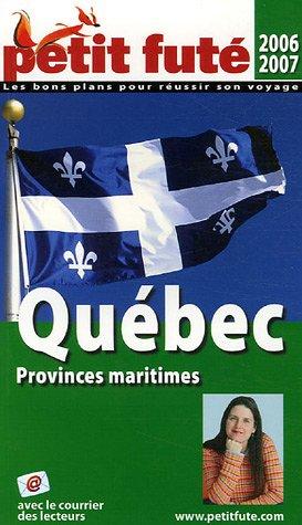 9782746915374: Petit Fut� Qu�bec Provinces maritimes