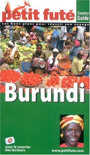 9782746915848: Petit Futé Burundi