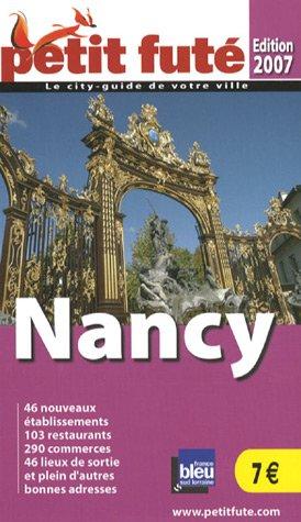 9782746917026: Petit Futé Nancy