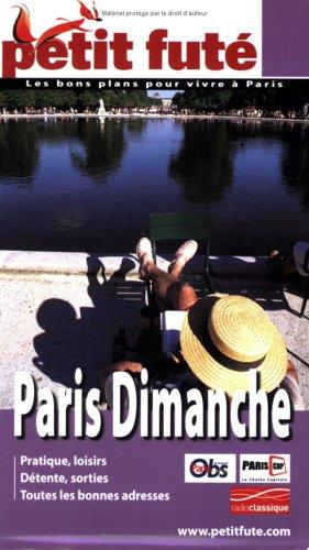 9782746918818: Petit Fut� Paris Dimanche