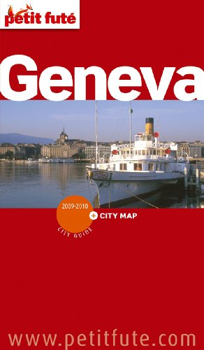 9782746923720: Le Petit Fute Geneva (French Edition)