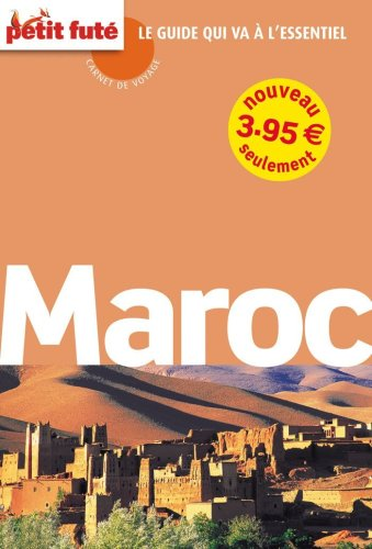 9782746924673: Carnet de Voyage Maroc, 2009 Petit Fute