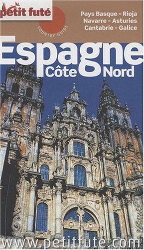 9782746924994: Petit Futé Espagne Côte Nord