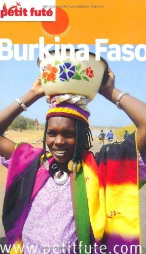 9782746925359: Petit Futé Burkina Faso