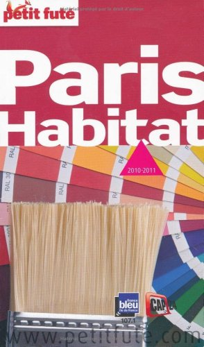 9782746927520: Paris habitat (édition 2010/2011)