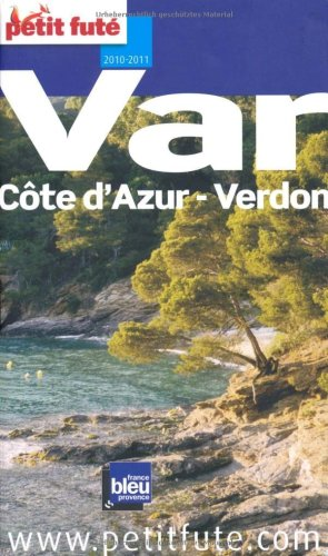 9782746927728: Petit Futé Var (Le petit futé)