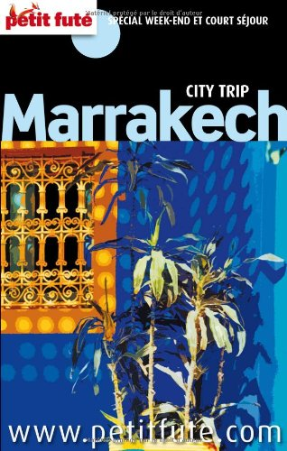 9782746930346: Marrakech city trip petit futé 2011