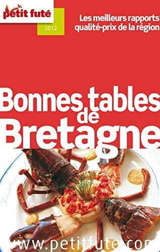 9782746937574: Petit Fut� Bonnes tables de Bretagne