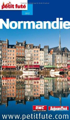 9782746952355: GUIDE PETIT FUTE ; REGION; Normandie, 2012
