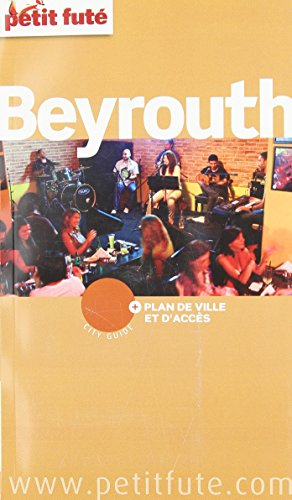 9782746955776: Petit Fut� Beyrouth