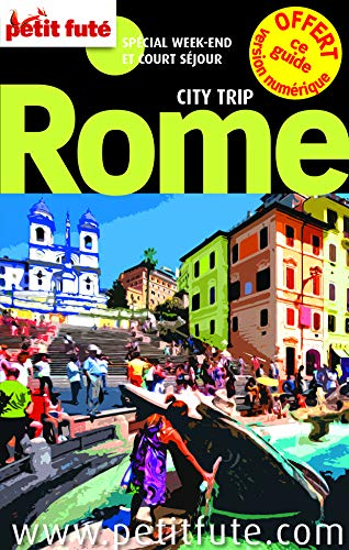 9782746972636: Petit Fut� Rome
