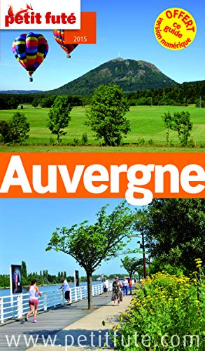 9782746983410: Petit Fut� Auvergne