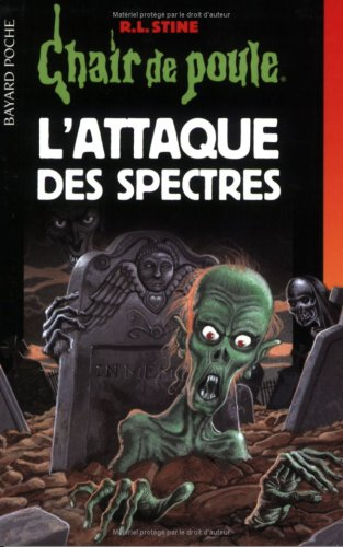 9782747002776: Attaque des spectres n.53 nlle édition