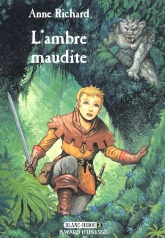 Blanc Hibou, tome 2 : L'Ambre maudite: n/a