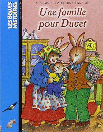 9782747007108: Une famille pour Duvet