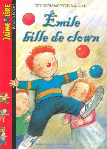 9782747008228: Emile, bille de clown