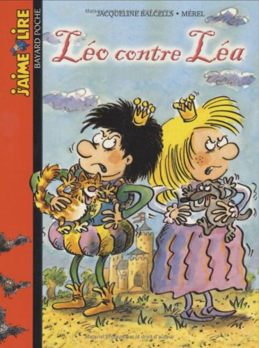9782747008242: Léo contre Léa