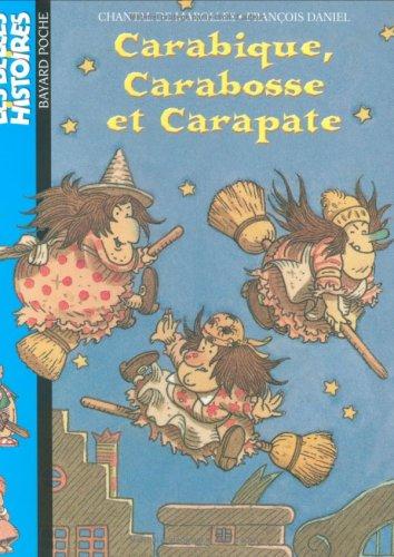 9782747010948: Carabique, Carabosse et Carapate