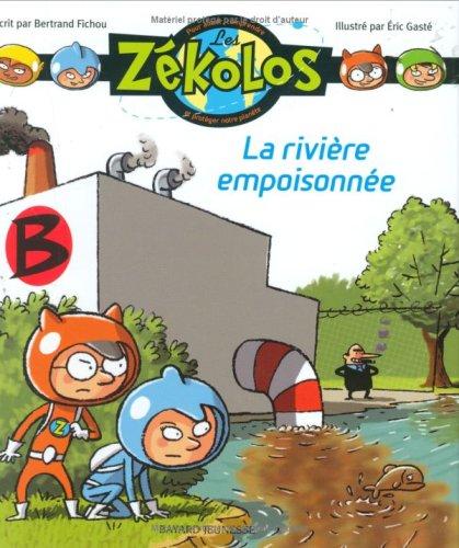 9782747011624: La rivière empoisonnée (French Edition)
