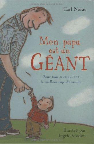 9782747011648: Mon papa est un géant