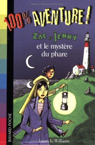 9782747012539: Zac et Jenny : Et le mystère du phare