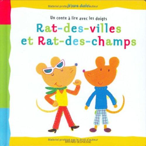 9782747012799: Rat-des-villes et Rat-des-champs