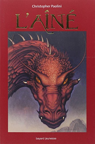 L'aine (French Edition): Christopher Paolini