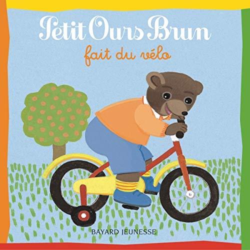 9782747016551: Petit Ours Brun fait du vélo