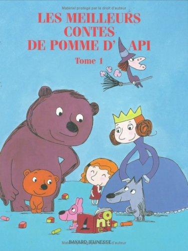 9782747016667: Les meilleurs contes de Pomme d'Api : Tome 1