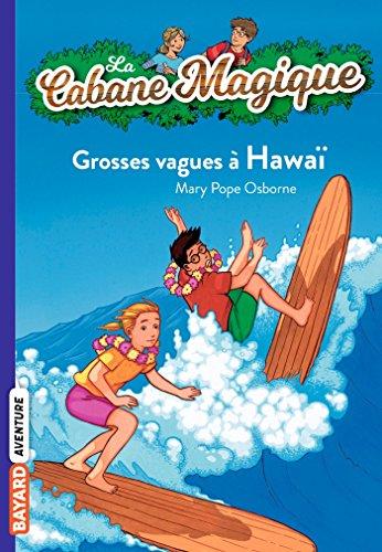 9782747017305: La Cabane Magique, Tome 23 : Grosses vagues à Hawaï