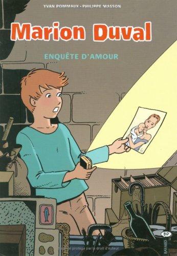 9782747017916: Marion Duval, Tome 15 : Enquête d'amour