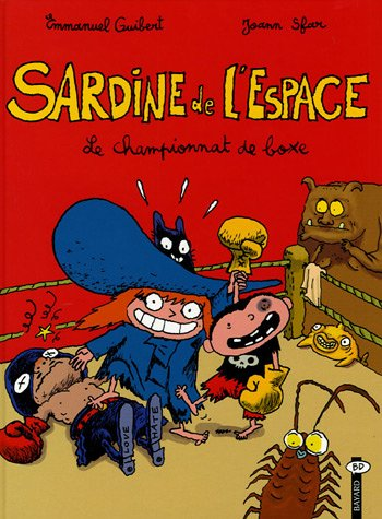 9782747017930: Sardine de l'Espace, Tome 5 : Le championnat de boxe