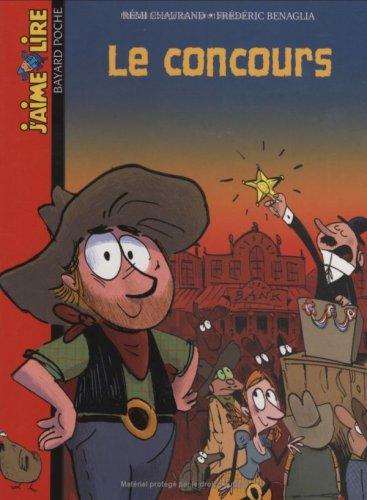 9782747019637: J'Aime Lire: Le Concours (French Edition)