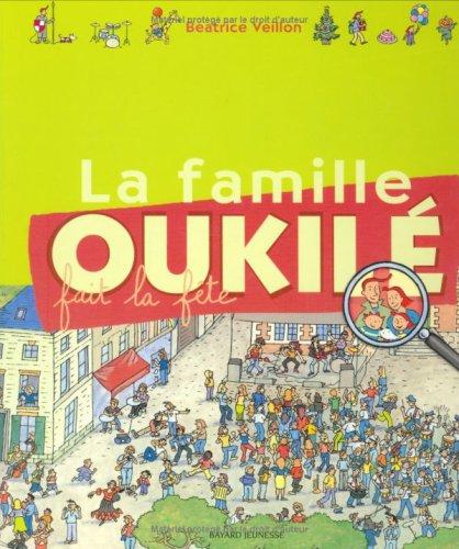 9782747019903: La famille Oukil� fait la f�te