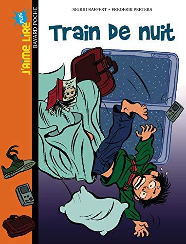 9782747020459: J'Aime Lire: Train De Nuit (French Edition)