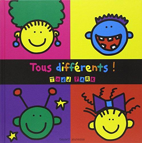 9782747020756: Tous différents !