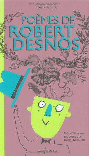 9782747021333: Po�mes de Robert Desnos