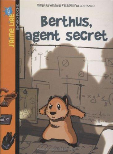 Berthus, Agent Secret (French Edition): Muller, Olivier