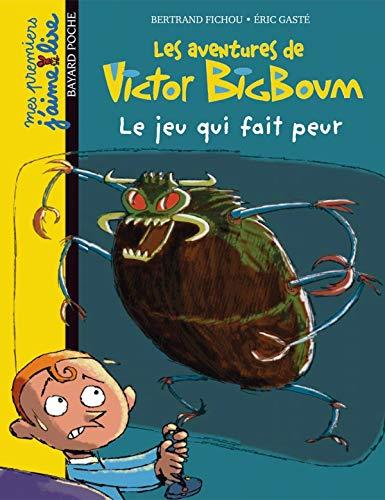9782747022187: Les aventures de Victor BigBoum : Le jeu qui fait peur (Mes premiers J'aime lire)