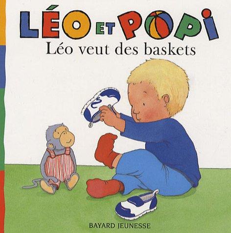 9782747023177: Léo veut des baskets (Léo et Popi)