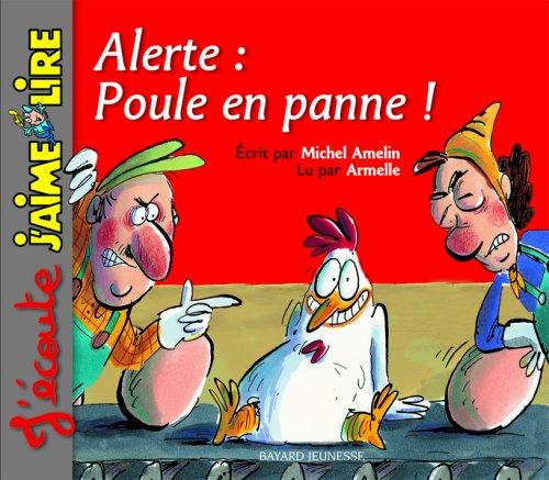 9782747023443: Alerte poule en panne. CD