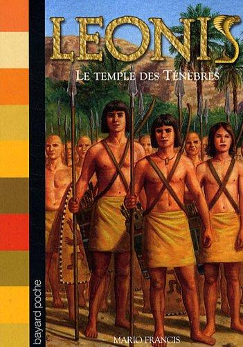 9782747026734: Leonis, Tome 11 : Le temple des t�n�bres