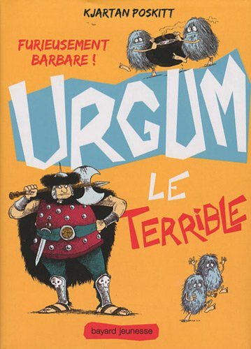 9782747027274: Urgum le terrible (French Edition)