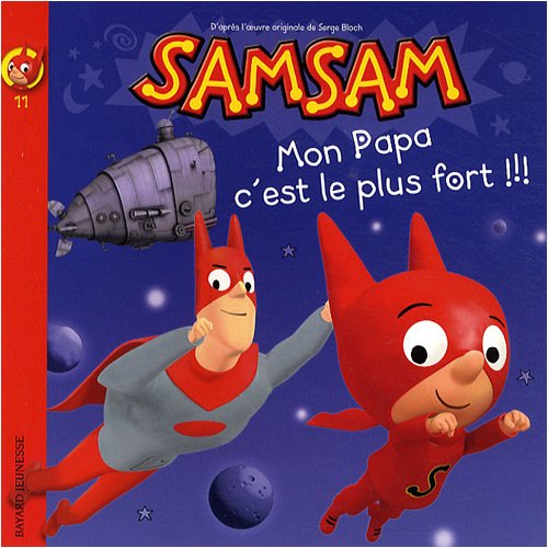 9782747027465: SamSam, Tome 11 (French Edition)